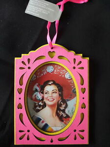 Christmas Tree Ornament Decoration - Mexican Decoration - Paperchase - (0173