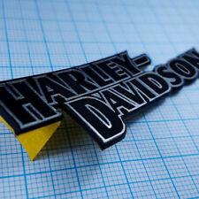 HARLEY DAVIDSON _ Metallic Badge Sticker