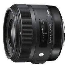 Secondhand 1-Year Warranty Sigma Art 30Mm F1.4 Dc Hsm Canon