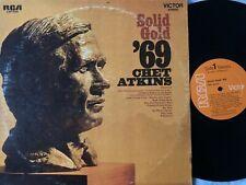 Chet Atkins-Solid Gold '69- Vinyl LP