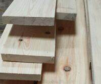 Wood plank-Timber-boards/ kiln dried board ready for shelf-pine/Depth:-22.5 cm