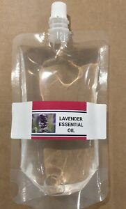 100% Pure Lavender Essential Oil 10ml, 30ml,  50ml, 100ml, 200ml (10ML FREE OIL)