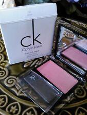 Calvin Klein Flush With Desire Velvet Blush in Desire. Shiver #101 - Auth-New