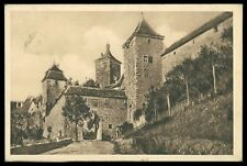 Ak Rothenburg Ob Der Tauber Alte Ansichtskarte Foto-ak Postcard Cx50 Bayern Ansichtskarten