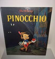 Libro Pinocchio, Mondadori 1969