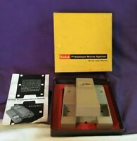 *Vintag KODAK PRESSTAPE MOVIE SPLICER 8mm & 16mm in Box