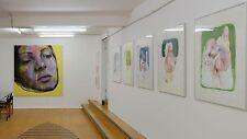 Arandus, Yellow Room, 2010 Kat.-Seite 50, 190cm x 200cm