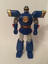 Bandai 1995 Mighty Morphin Power Rangers Deluxe Blue Ninja Zord Ninjor No Sword