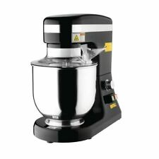 Buffalo Planetary Mixer in Black Metal with Steeples Speed Control - 220-240 V