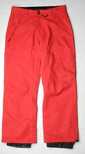 Dc Shoes Laureto Pantalon Snowboard (L) Rouge