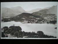 POSTCARD CUMBERLAND/ WESTMORLAND ULLSWATER HEAD OF AND ST SUNDAYS CRAG