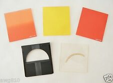 Camera Cokin filters set of 5 - series A