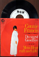 Single / CONNIE FRANCIS / ARCHIV / MUSTERPRESSUNG / RARITÄT / 1968 /