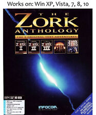The Zork: Anthology PC 6 Game Collection