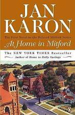 At Home in Mitford (The Mitford Years, Book 1)-ExLibrary