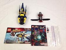 LEGO MARVEL SUPERHEROES Guardians Galaxy 76019 Starblaster Showdown INCOMPLETE