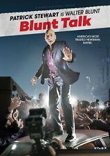 BLUNT TALK 1 (2015) Walter: Patrick Stewart - Comedy TV Season Series NEW DVD R1