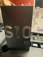 OB Samsung Galaxy S10e Prism Black SM-G970 128GB Unlocked