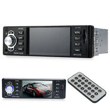 "1 Din 4.1"" Dash Car MP5 Player FM Stereo Radio USB SD AUX LCD Display"