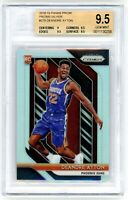 DEANDRE AYTON 2018-19 Panini Prizm SILVER Refractor Rookie Card RC BGS 9.5 Gem