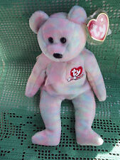 Rare Ty Beanie Babies Celebrate Bear 15 Years of Beanies (Made in 2001) Mwmt