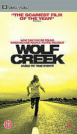 Wolf Creek on  (UMD Mini for PSP) DVD