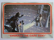 Card - Star Wars - The Empire Strikes Back - Topps 1980 - # 114