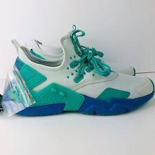 separation shoes 217b3 c45a6 Nike Air Huarache Drift White Blue Teal Green Casual Shoes AH7334 006  Various