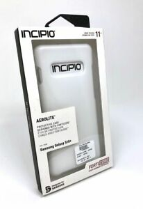 NEW Incipio Aerolite Protective Case for Samsung Galaxy S10+ Plus WHITE