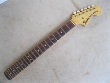 Original 1969 Fender Musicmaster Guitar Neck + Tuners fits Duo Sonic Mustang