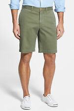 TOMMY BAHAMA BEDFORD & SONS SHORTS MOSS MENS SIZE 30 NEW WITH TAGS