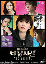 The Musical Korean Drama (3DVDs) Excellent English & Quality!