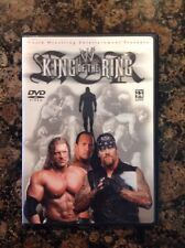 WWE - King of the Ring 2002 (DVD, 2002) Authentic US Release Scratch Free