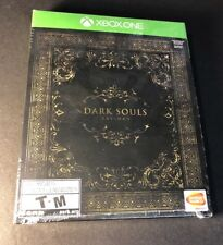 Dark Souls Trilogy [ 3 Game Disc in 1 STEELBOOK Pack ]  (XBOX ONE) NEW
