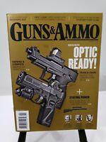 GUNS & AMMO MAGAZINE FEB.2021 / OPTIC READY! NO LABEL NEW
