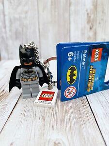 GENUINE LEGO BATMAN DC SUPERHEROES MINIFIGURE KEYRING 853951