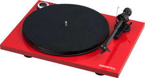 Pro-Ject Audio - Essential III Turntable with Ortofon OM10 Cartridge