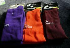7 L Diadora & 2L Soc I Com irregular sport socks several colors see pics