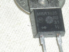 1 NOS MOTOROLA MBR1035 SCHOTTKY RECTIFIER DIODE 10A 10 A AMP 35V 35 V TO-220 USA