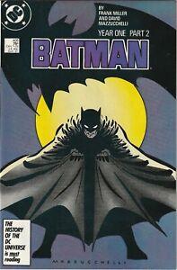 Batman # 405 VF/NM DC Frank Miller Year One 1st App Of Carmine Falcone [A7]