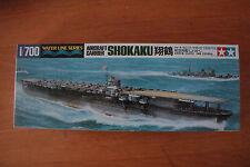 Tamiya SHOKAKU japan PORTE AVION water ligne maquette 700