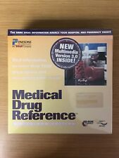Intuit Medical Drug Reference 2.0 CD-ROM Edition (1995) Factory Sealed