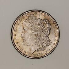 1898 Morgan Dollar - Uncirculated, Toned