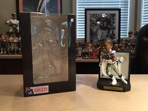 Michael Irvin Dallas Cowboys Framed Jersey Bobblehead