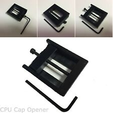 Metal CPU Cap Opener For 3770K 4790K 6700K E3-1230 7700K 8700K 115x interface