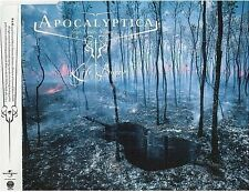APOCALYPTICA life burns CD PROMO