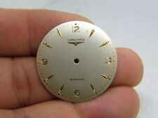 Cadran de Montre LONGINES   watch dial.N A28 NAD 1950