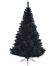 Black Christmas Decorations and Trees | eBay