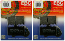 EBC Front Organic Brake Pads 2 sets for 2007-14 Suzuki Bandit GSF1250 GSX1250