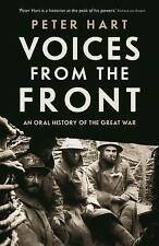 Voices from the Front: An Oral History of the Great War, Acceptable, Peter Hart,